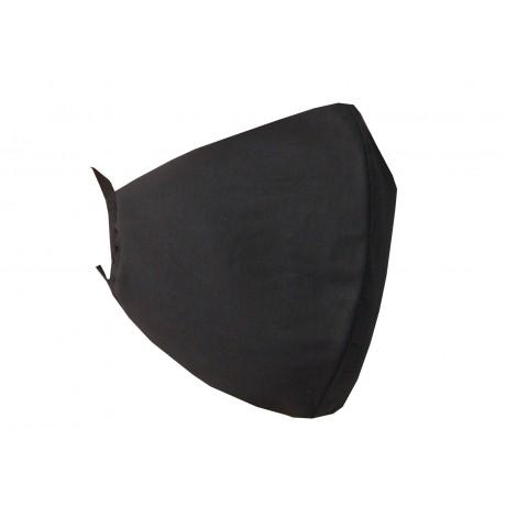 Протектор за лице - текстилен -Черен L - Други