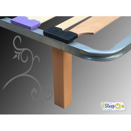 Подматрачна рамка ЕВРО-ЛУКС с дървени крака  - Подматрачни рамки