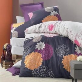 Чаршафи РАНФОРС - многоцветни - Спално бельо